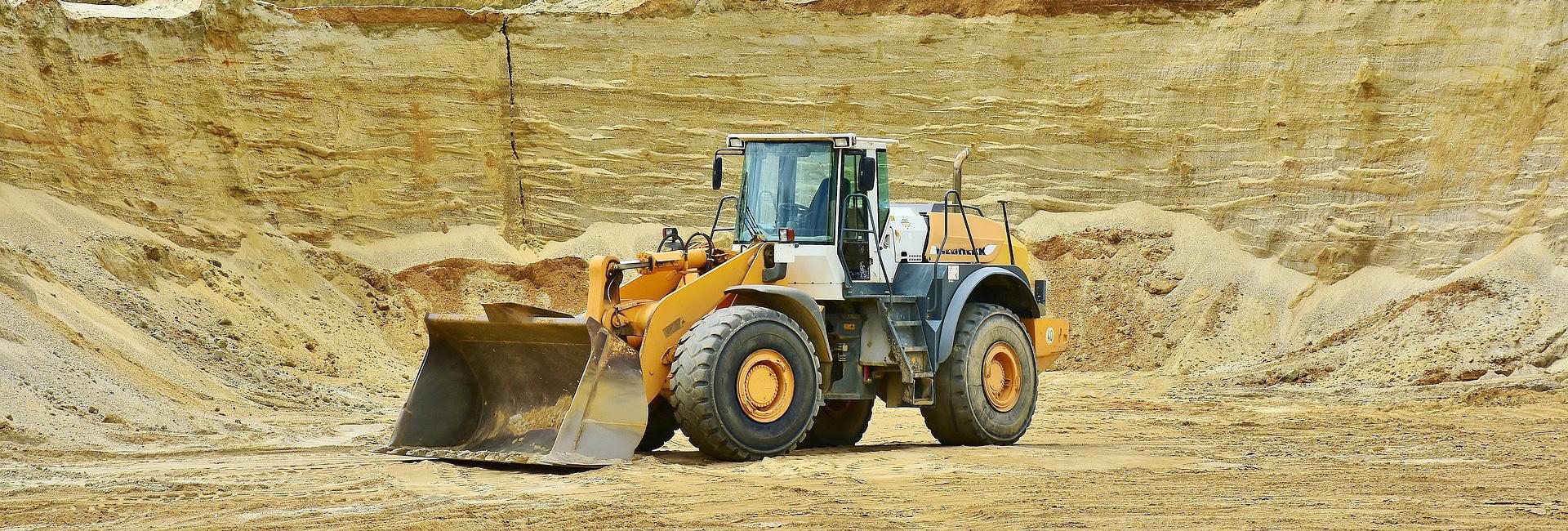 Добыча кварцевого песка в Нижнем Новгороде